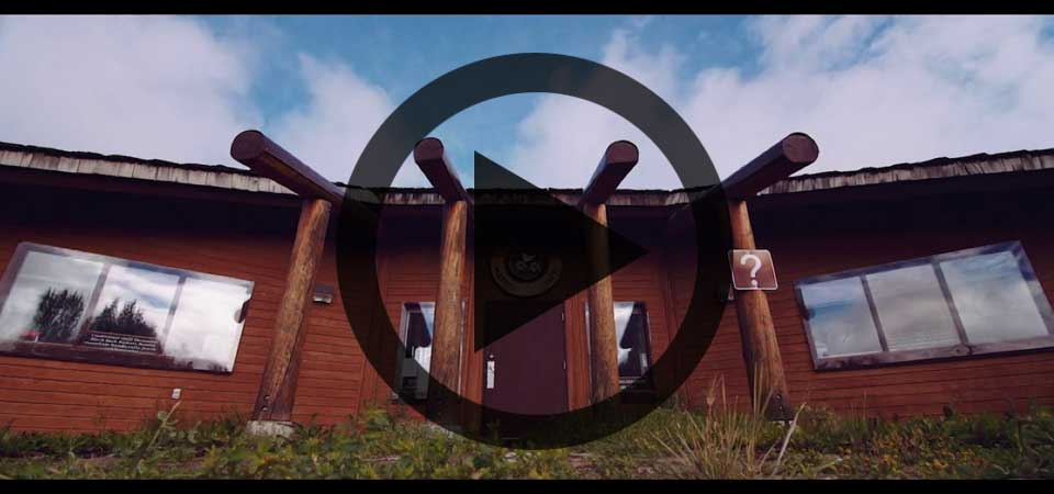 Play Video about Acho Dene Native Crafts
